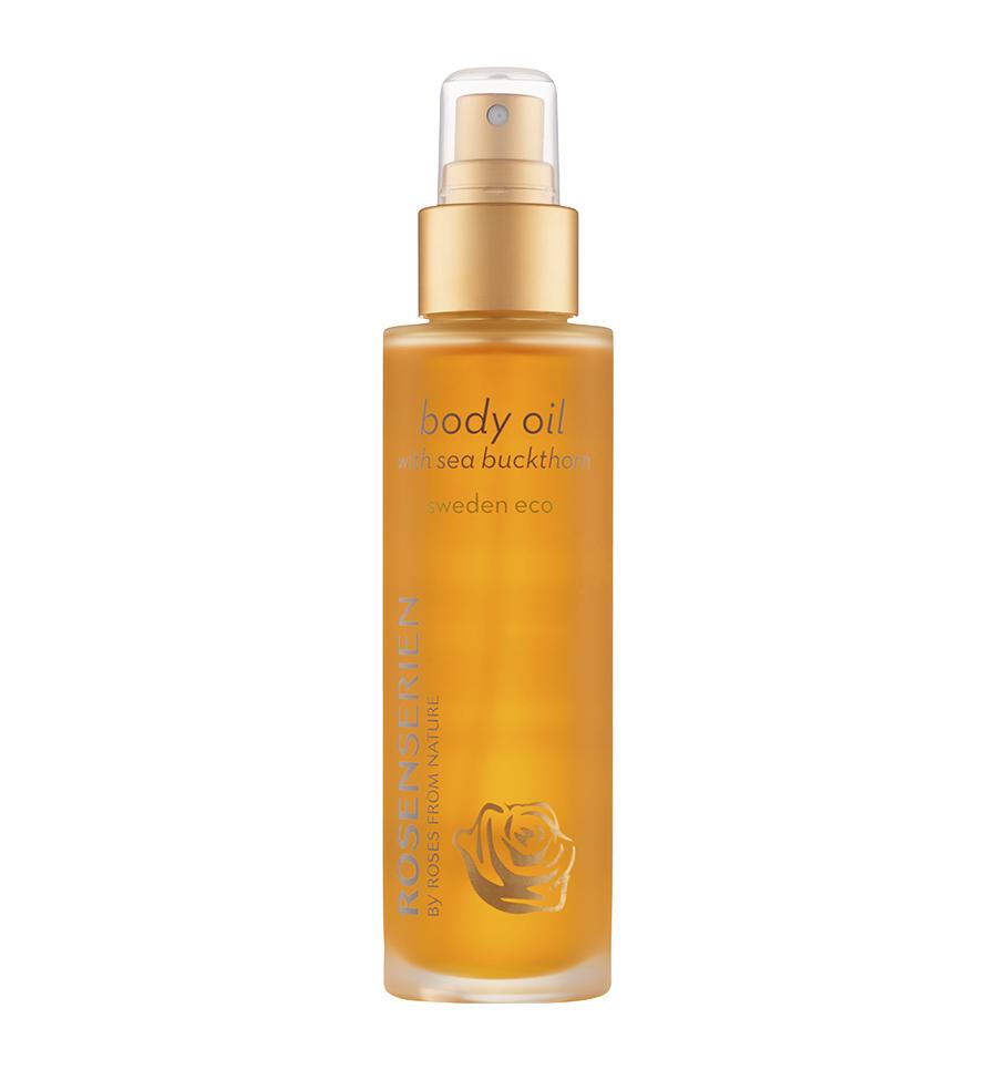 Body Oil with Sea Buckthorn Rosenserien