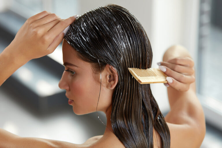 hårinpackning test