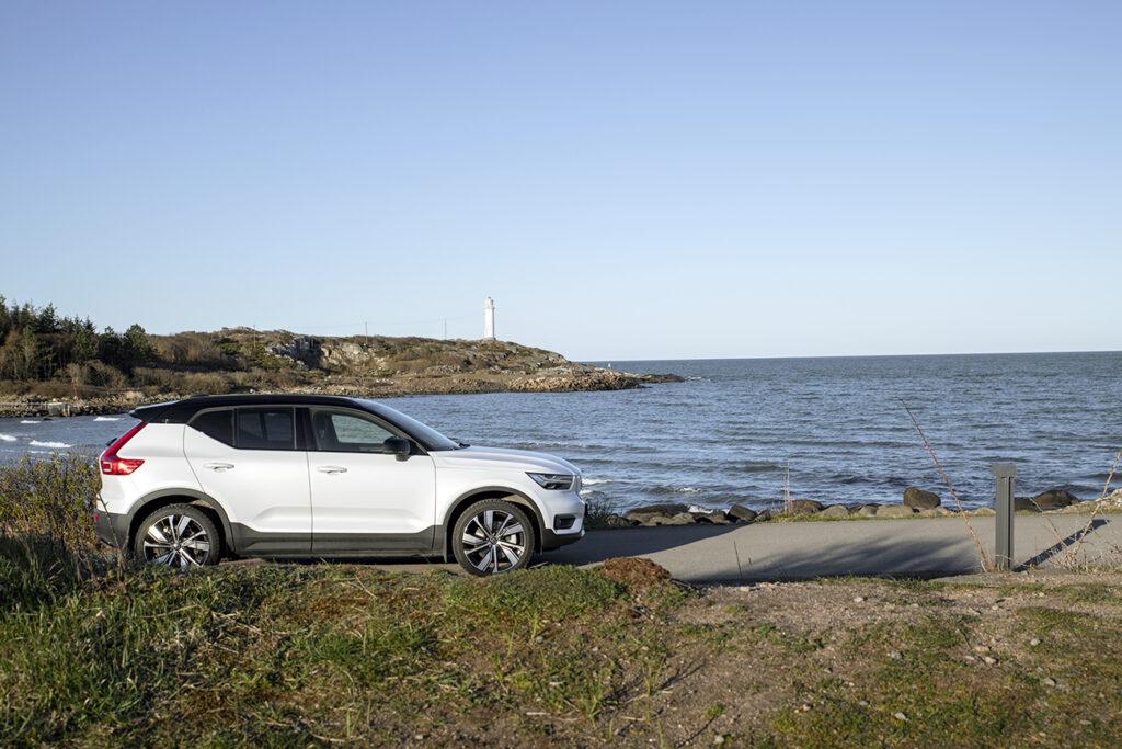 Volvo XC40 Recharge P8